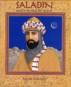 Saladin à Jérusalem dans Histoire 250px-saladin1-246x300